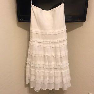 White House Black Market Long Maxi Skirt